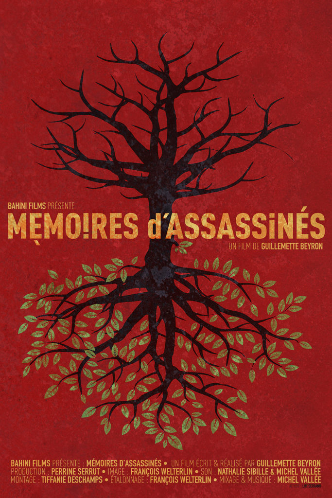 Mémoires d'assassinées